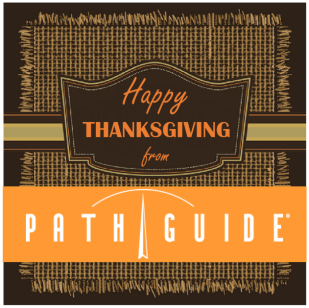 Thanksgiving Wishes from PathGuide Technologies!